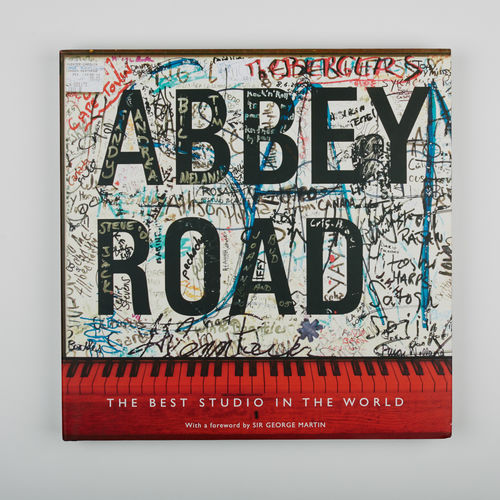 Abbey Road Studios: Abbey Road: The Best Studio in the World (Hardcover) by Alistair Lawrence