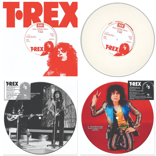 T. Rex: T. Rex: Limited Edition Singles Bundle