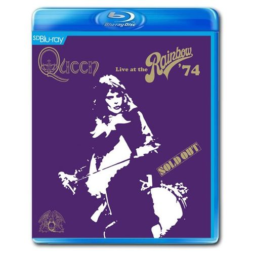 Queen: Queen: Live At The Rainbow '74 (Blu-ray)