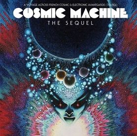 Cosmic Machine: The Sequel