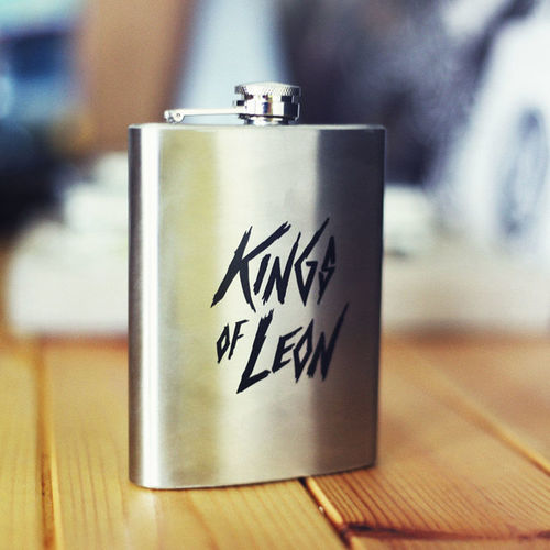 Kings Of Leon: KOL Flask