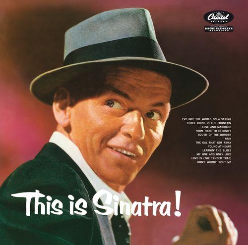 Frank Sinatra: This Is Sinatra!