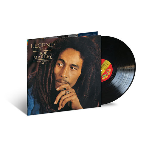 Bob Marley and The Wailers: Legend: Exclusive Tuff Gong Pressing