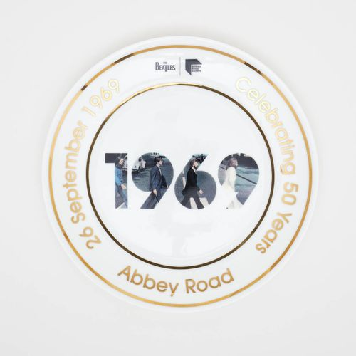 Abbey Road Studios: Abbey Road Limited Edition 1969 Commemorative Plate