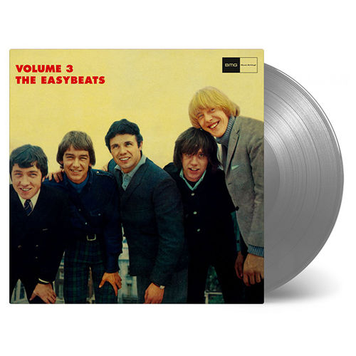 The Easybeats: Volume 3: Limited Edition Silver Coloured Vinyl