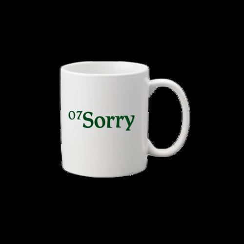 Beabadoobee: FIF SORRY COFFEE MUG