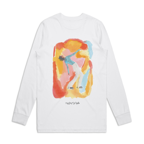Troye Sivan: Easy Long Sleeve T-Shirt