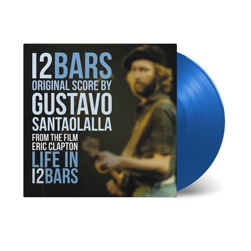 Original Soundtrack: 12 Bars [Score from Eric Clapton Documentary]: Limited Edition Blue Vinyl