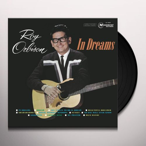 Roy Orbison: In Dreams: Vinyl LP