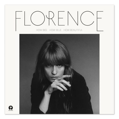 Florence + The Machine: How Big, How Blue, How Beautiful Standard CD Album