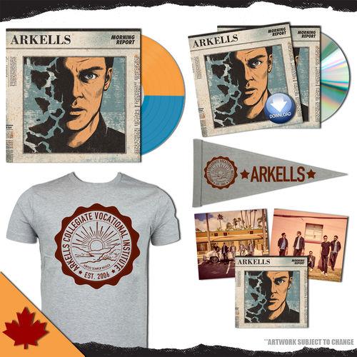 Arkells: Morning Report Premium Bundle
