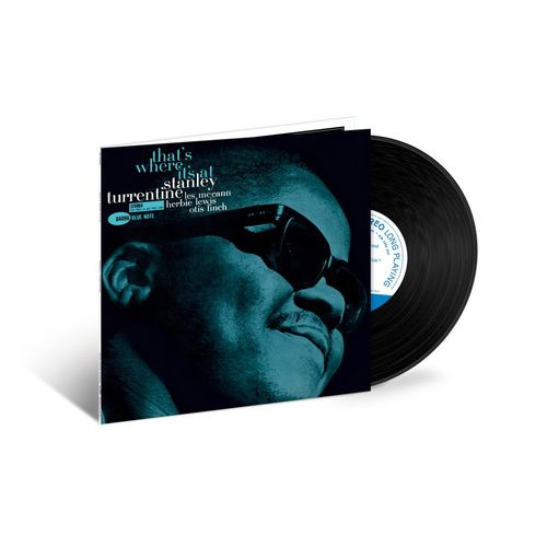 Stanley Turrentine: That's Where It's At LP (Tone Poet Series)