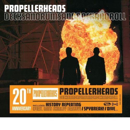Propellerheads: Decksandrumsandrockandroll 20th anniversary