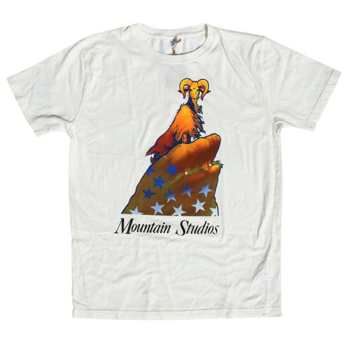 Queen: Mountain Studios T-Shirt - Men's Medium