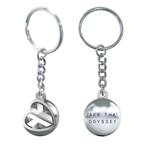 Take That: Metal Keyring