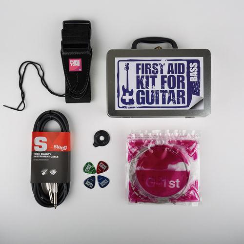 Abbey Road Studios: Bass Guitar First Aid Kit