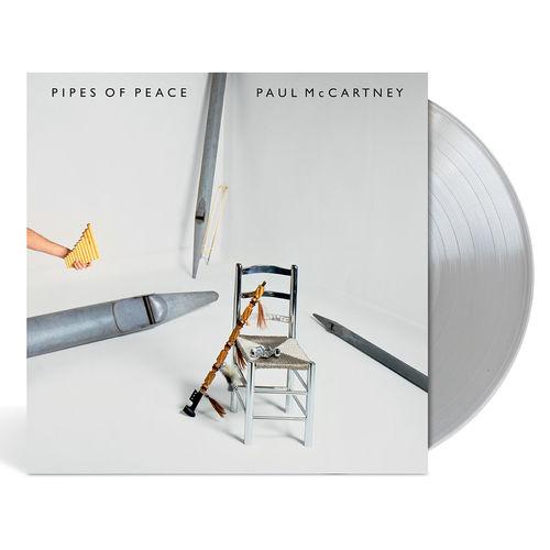 Paul McCartney: Pipes Of Peace (Silver Vinyl)