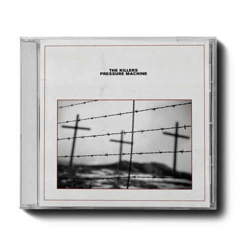 The Killers: PRESSURE MACHINE CD