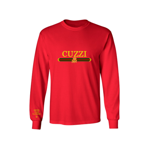 Jazz Cartier: Cuzzi Longsleeve Tee - Small