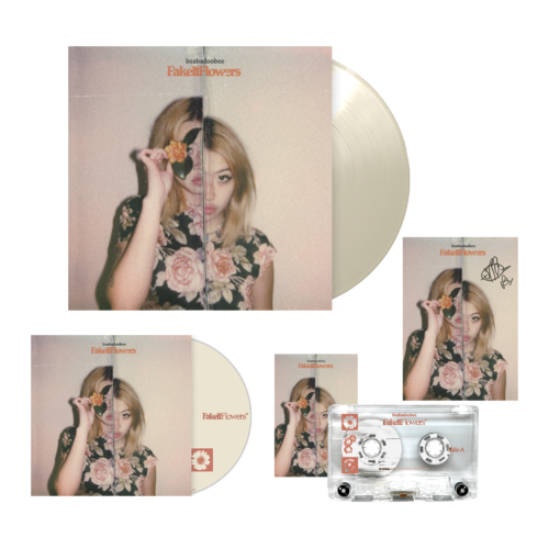Beabadoobee: Fake It Flowers Clear Music Bundle (Signed)