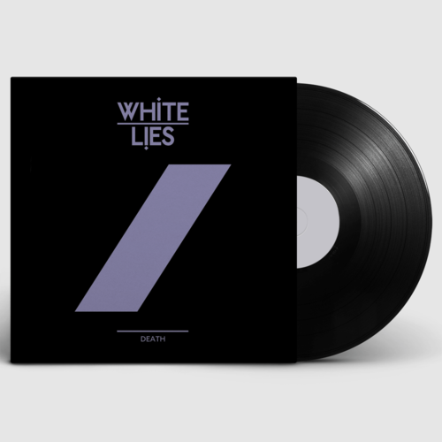 White Lies: Death Black Vinyl