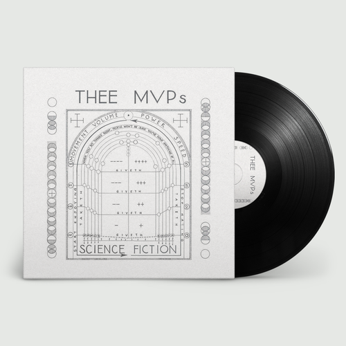 Thee MVPs: Science Fiction: Exclusive Signed Vinyl