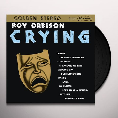 Roy Orbison: Crying: Vinyl LP