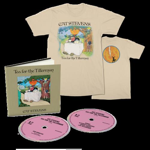 Yusuf: Tea For The Tillerman 2CD Deluxe Bundle
