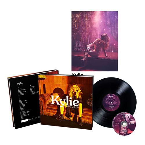 Kylie Minogue: Golden: Super Deluxe