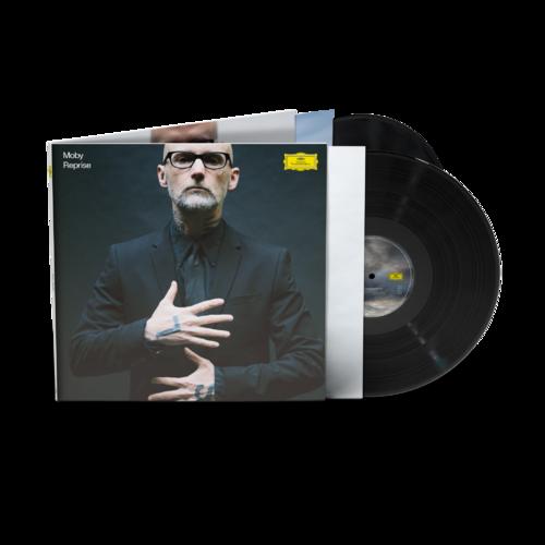 Moby: Reprise: 180gm Black Vinyl 2LP