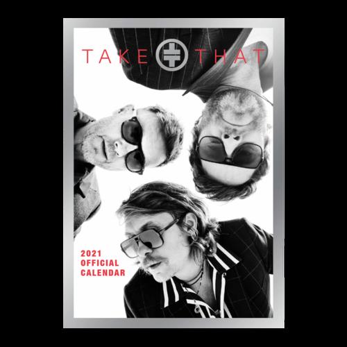 Take That: Take That Official 2021 Calendar