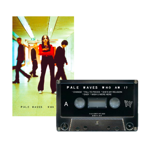 Pale Waves: Who Am I? - Limited Black Cassette