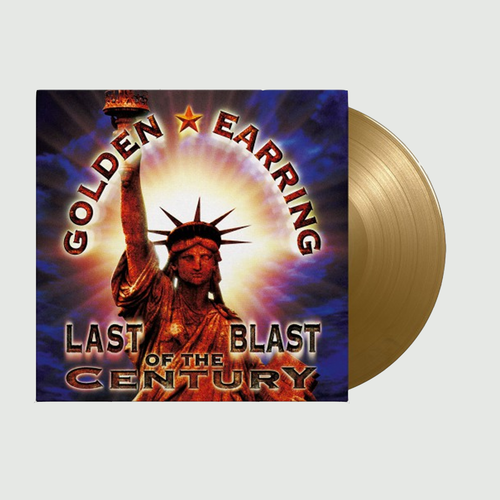 Golden Earring: Last Blast Of The Century: Limited Edition Gold Vinyl