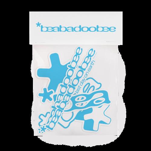 Beabadoobee: LDOE Vinyl Sticker Pack