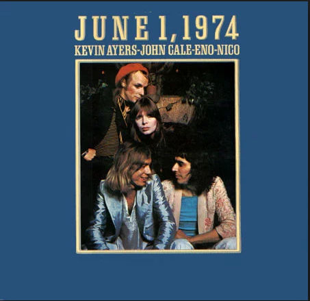 Various Artists: 1st JUNE 1974