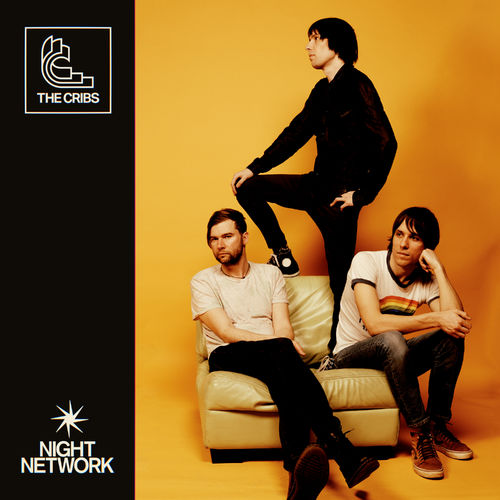 The Cribs: Night Network: CD