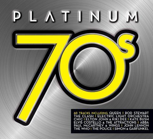 Various Artists: Platinum 70s: Triple CD