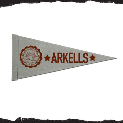 Arkells: Morning Report Pennant