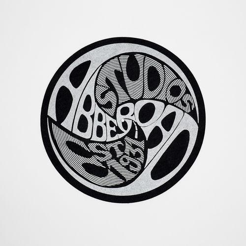 Abbey Road Studios: Vintage Logo Silver Slip Mat