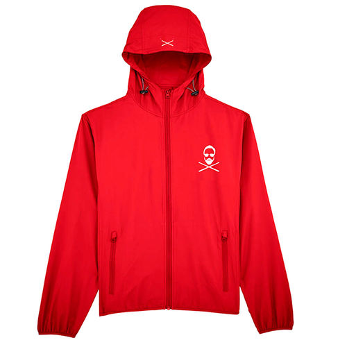 Roger Taylor: 'Taylored' Windcheater Red