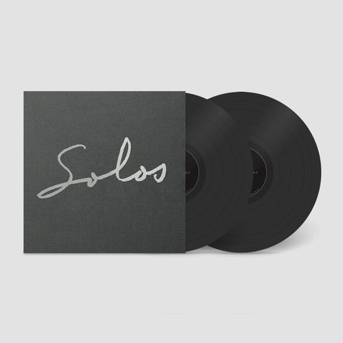 Graham Lambkin: Solos: Limited Edition 4LP Box Set