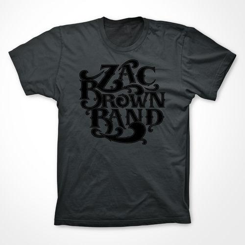 Zac Brown Band: ZBB Logo T-Shirt - Small