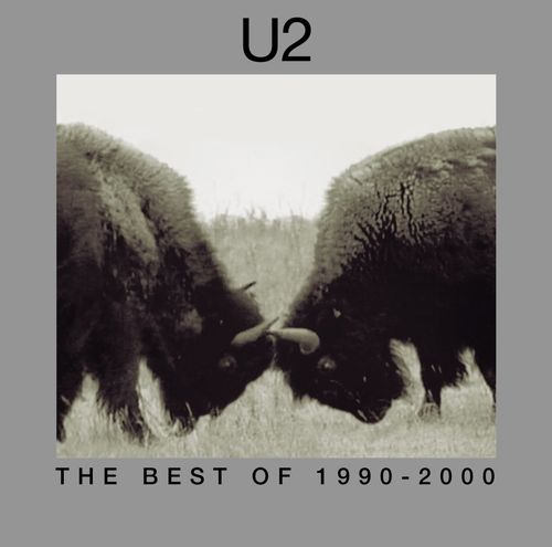 U2: The Best Of 1990-2000 (CD + DVD)