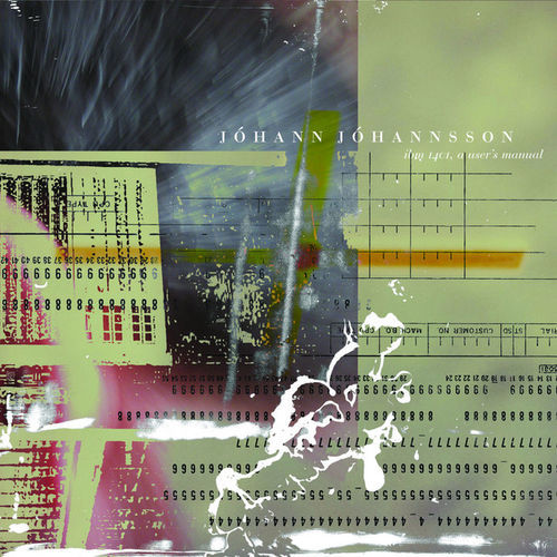 Jóhann Jóhannsson: IBM 1401, A User's Manual: Clear Vinyl