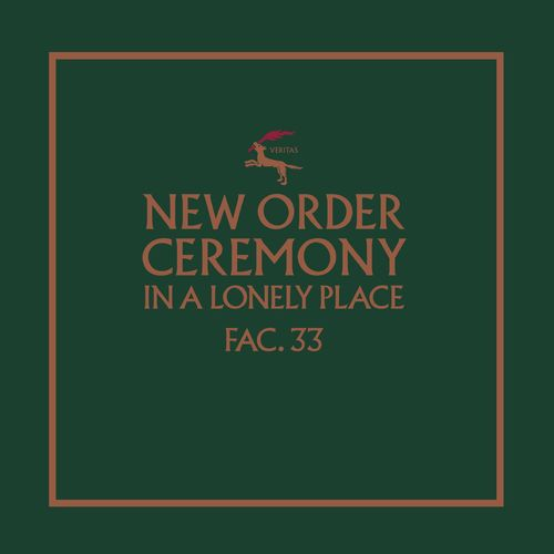 New Order: Ceremony 'Version 1'