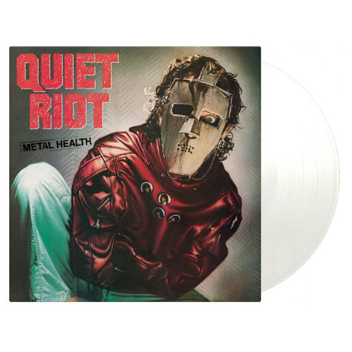 Quiet Riot: Metal Health: Transparent Numbered Vinyl