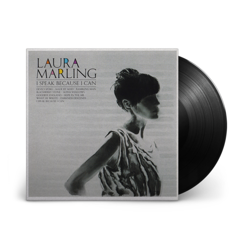 Laura Marling: I Speak Because I Can: Vinyl LP