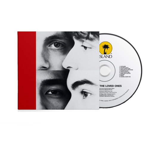 Flyte: THE LOVED ONES CD