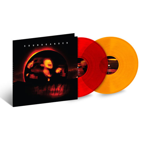 Soundgarden: Superunknown (2LP Red/Orange) (LP)