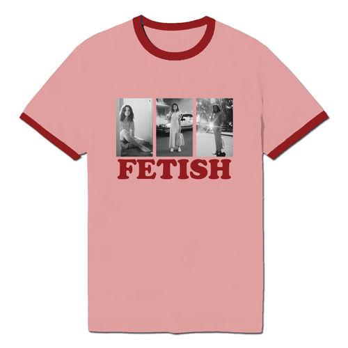 SelenaGomez: Fetish Photos Ringer T-Shirt